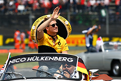 October 29, 2017 - Mexico-City, Mexico - Motorsports: FIA Formula One World Championship 2017, Grand Prix of Mexico, .#27 Nico Hulkenberg (GER, Renault Sport F1 Team) (Credit Image: © Hoch Zwei via ZUMA Wire)