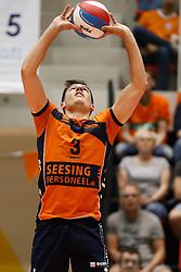 20180505 NED: Eredivisie Seesing Personeel Orion - Abiant Lycurgus, Doetinchem<br />Stijn Held (3) of Seesing Personeel Orion<br />©2018-FotoHoogendoorn.nl