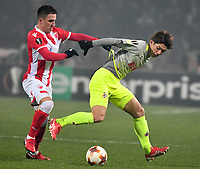 07.12.2017., Belgrade, Serbia - UEFA Europa league, group H, Crvena Zvezda vs Koeln. Yuya Osako. Photo: Srdjan Ilic/PIXSELL