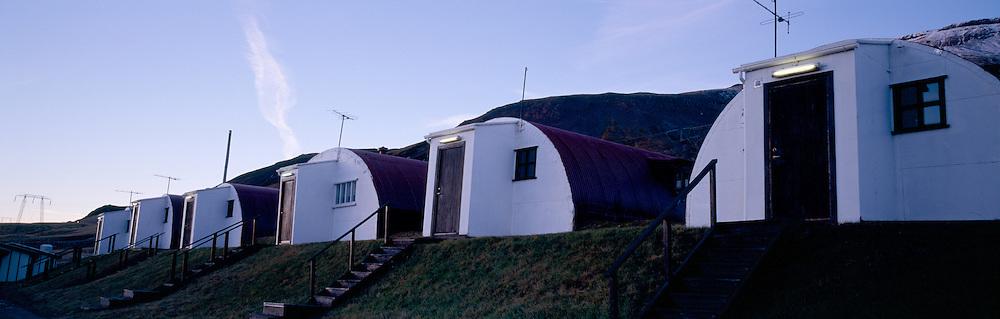 Braggar í Hvalfirði / Old houses in Hvalfjordur