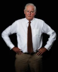 05-12-2012 ALGEMEEN: PORTRET HANS NIEUKERKE: NIEUWEGEIN<br />Voorzitter volleybalbond Hans Nieukerke<br />©2011-FotoHoogendoorn.nl