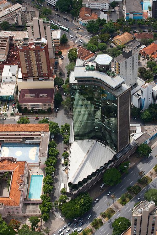 Belo Horizonte_MG, Brasil...Imagens aereas da cidade de Belo Horizonte, Minas Gerais. Na foto Central Shopping...Aerial view of Belo Horizonte, Minas Gerais. In this photo Central Shopping...Foto: BRUNO MAGALHAES / NITRO