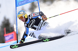 06.12.2015, Birds of Prey Course, Beaver Creek, USA, FIS Weltcup Ski Alpin, Beaver Creek, Riesenslalom, Herren, 1. Lauf, im Bild Felix Neureuther (GER) // Felix Neureuther of Germany during the first run of mens Giant Slalom of the Beaver Creek FIS Ski Alpine World Cup at the Birds of Prey Course in Beaver Creek, United States on 2015/12/06. EXPA Pictures © 2015, PhotoCredit: EXPA/ Erich Spiess