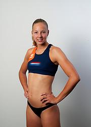 Katja Stam during the BTN photoshoot on 3 september 2020 in Den Haag.