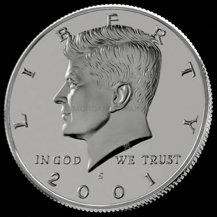 Kennedy Half dollar United States United States Coins penny, nickel, dime, quarter