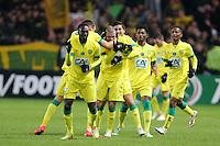 Vincent BESSAT - 20.01.2015 - Nantes / Lyon  - Coupe de France 2014/2015<br />Photo : Vincent Michel / Icon Sport