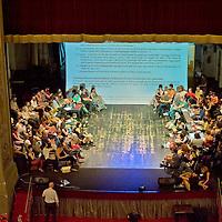 Assemblea nazionale al teatro Valle Occupato