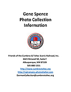GRS00 Spence Collection Info