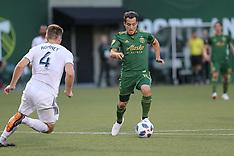 Portland Timbers vs Los Angeles Galaxy - 15 June 2018
