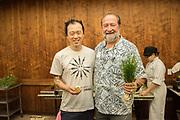 HAWAI'IAN SHALLOT<br /> Curator: Glenn Teves, University of Hawai'i Chef: David Gunawan, Farmer's Apprentice, Vancouver, BC