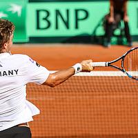 Davis-Cup 2016: Deutschland vs. Polen