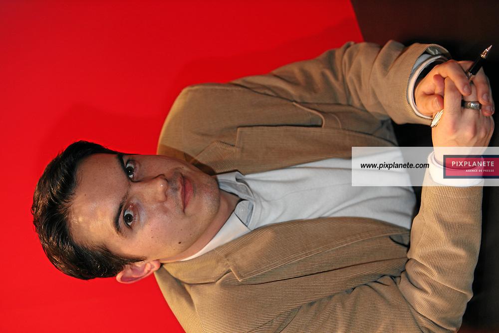 - Salon du livre 2007 - Paris, le 24/02/2007 - JSB / PixPlanete