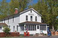Frenchglen Hotel State Park Oregon