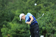 Eoghan Cassidy (Kinsale) during the Connacht U14 Boys Amateur Open, Ballinasloe Golf Club, Ballinasloe, Galway,  Ireland. 10/07/2019<br /> Picture: Golffile | Fran Caffrey<br /> <br /> <br /> All photo usage must carry mandatory copyright credit (© Golffile | Fran Caffrey)