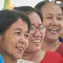 Womens workshop, Myanmar