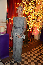 TAMARA BECKWITH at the Sugarplum Dinner - The event was for the launch of Sugarplum Children, a new website and fundraising initiative for children who live with type 1 diabetes, and to raise money for JDRF (Juvenile Diabetes Research Foundation) held at One Mayfair, 13A North Audley Street, London on 20th November 2013.