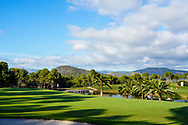 A general view of the 8th hole during previews of the Challenge Tour Grand Final 2020, T-Golf & Country Club, Palma, Balearic Islands. 18/11/2020<br /> Picture: Golffile | Phil Inglis<br /> <br /> <br /> All photo usage must carry mandatory copyright credit (© Golffile | Phil Inglis)