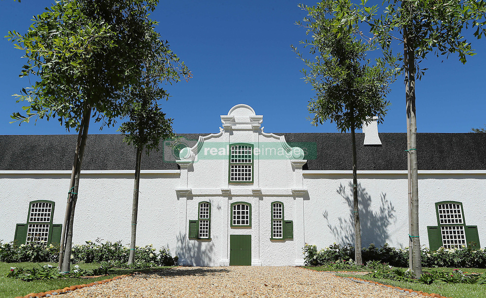 Boschendal Garden during the Cape Town Flower Show held at the Castle of Good Hope between the 27th and the 30th October 2016.<br /> <br /> Photo by Ron Gaunt/ RealTime Images