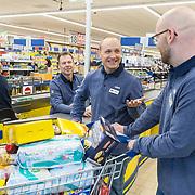 NLD/Hiuizen/20190108 - '1 Minuut gratis winkelen met Radio 538', Henk Blok  met Jelte van der Groot en Jelmer Gussinklo