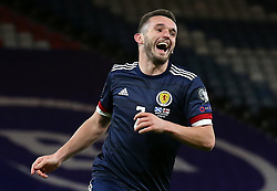 File photo dated 31-03-2021 of Scotland's John McGinn. Issue date: Tuesday June 1, 2021.