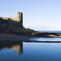 St.Andrews castle, Fife, Scotland<br />