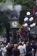 Steam Clock, Gastown, Vancouver, Canada<br />
