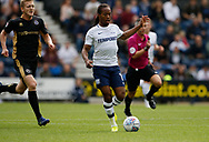 Daniel Johnson of Preston North End during the EFL Sky Bet Championship match between Preston North End and Millwall at Deepdale, Preston, England on 23 September 2017. Photo by Paul Thompson.