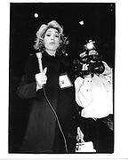 Lauren Ezersky. NY. 1994 approx.<br />© Copyright Photograph by Dafydd Jones 66 Stockwell Park Rd. London SW9 0DA Tel 020 7733 0108 www.dafjones.com