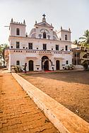 Feast of St Anne Church, Agonda Beach, Goa, India
