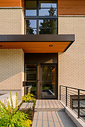 Home designed by Lane Williams Architects and built by Joseph McKinstry Construction Co.