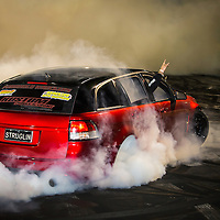 2014 Perth Motorplex Burnout Blitz, presented by Kwinana Performance - Blown Class