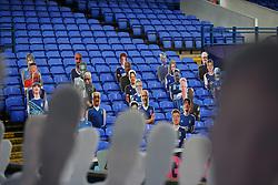 Cardboard cutout fans seen in the stadium - Mandatory by-line: Arron Gent/JMP - 31/10/2020 - FOOTBALL - Portman Road - Ipswich, England - Ipswich Town v Crewe Alexandra - Sky Bet League One