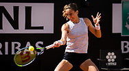 Petra Martic of Croatia against Jessica Pegula of the United States during her quarter-final match at the 2021 Internazionali BNL d'Italia, WTA 1000 tennis tournament on May 14, 2021 at Foro Italico in Rome, Italy - Photo Rob Prange / Spain ProSportsImages / DPPI / ProSportsImages / DPPI