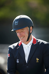 Bost Roger Yves, (FRA)<br /> Telus Cup<br /> Spruce Meadows Masters - Calgary 2015<br /> © Hippo Foto - Dirk Caremans<br /> 09/09/15