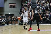 Basketball: ProA, Hamburg Towers - Nürnberg Falcons, Hamburg, 30.12.2016<br /> <br /> © Torsten Helmke