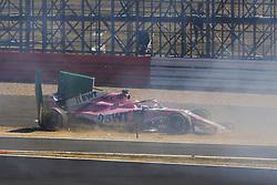 July 8, 2018 - Silverstone, Great Britain - Motorsports: FIA Formula One World Championship 2018, Grand Prix of Great Britain, ..#11 Sergio Perez (MEX, Sahara Force India F1 Team) (Credit Image: © Hoch Zwei via ZUMA Wire)