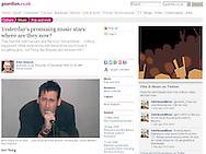 Sam Endicott-The Bravery / Guardian.co.uk / December 2010