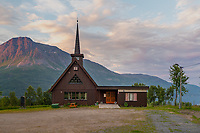Langvassbukt kapell ligger i Langvassbukta i Kvæfjord kommune i Troms og Finnmark fylke.