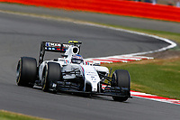 77 BOTTAS Valtteri (Fin) Williams F1 Mercedes Fw36 Action  during the 2014 Formula One World Championship, Grand Prix of Great Britain from july 3 to 6th 2014, in Silverstone, United Kingdom. Photo Florent Gooden / DPPI