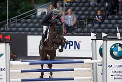 Mertens Thomas, NED, Hiek N<br /> KWPN Kampioenschappen Ermelo 2017 <br /> © Hippo Foto - Dirk Caremans<br /> 19/08/2017,
