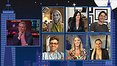 """May 03, 2021 - NY: Bravo's """"Watch What Happens Live With Andy Cohen"""" - Episode 18080"""