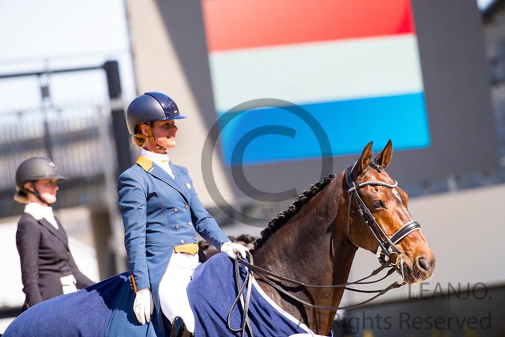 Adelinde Cornelissen - Zephyr<br />  Aachen Dressage Days 2018<br /> © DigiShots