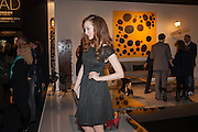 OLIVIA GRANT, The opening of Pad. Berkeley Sq. London. 14 October 2013