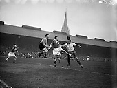 1956 - Soccer: Cork Athletic v Waterford FC. F.A.I. Cup semi-final replay