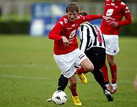 Fotball , 17. februar 2007 , La Manga ,<br /> Brann - KR Reykjavik<br /> <br /> Erik Huseklepp , Brann