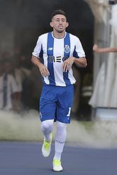 July 30, 2017 - Porto, Porto, Portugal - Porto's Mexican midfielder Hector Herrera during the pre-season friendly between FC Porto and Deportivo da Corunha, at Dragao Stadium on July 30, 2017 in Porto, Portugal. (Credit Image: © Dpi/NurPhoto via ZUMA Press)