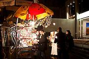 New York, New York. Etats Unis. 15 Decembre 2010.Midtown. Avenue of the Americas...New York, New York. United States. December 15th 2010.Midtown. Avenue of the Americas...