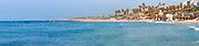 Haaliya Mediterranean Beach in Jaffa, Israel