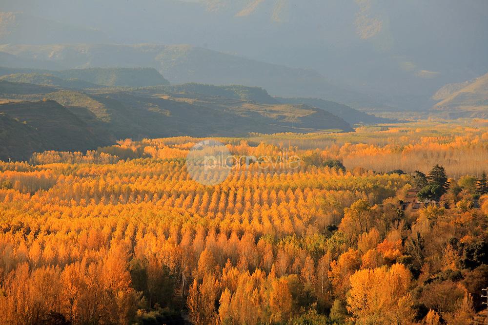 Valle del rio Najerilla. La Rioja ©Daniel Acevedo / PILAR REVILLA