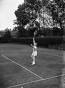 27/06/1958<br /> 06/27/1958<br /> 27 June 1958<br /> <br /> Inter-university Championship Tennis. UCC vs. QUB